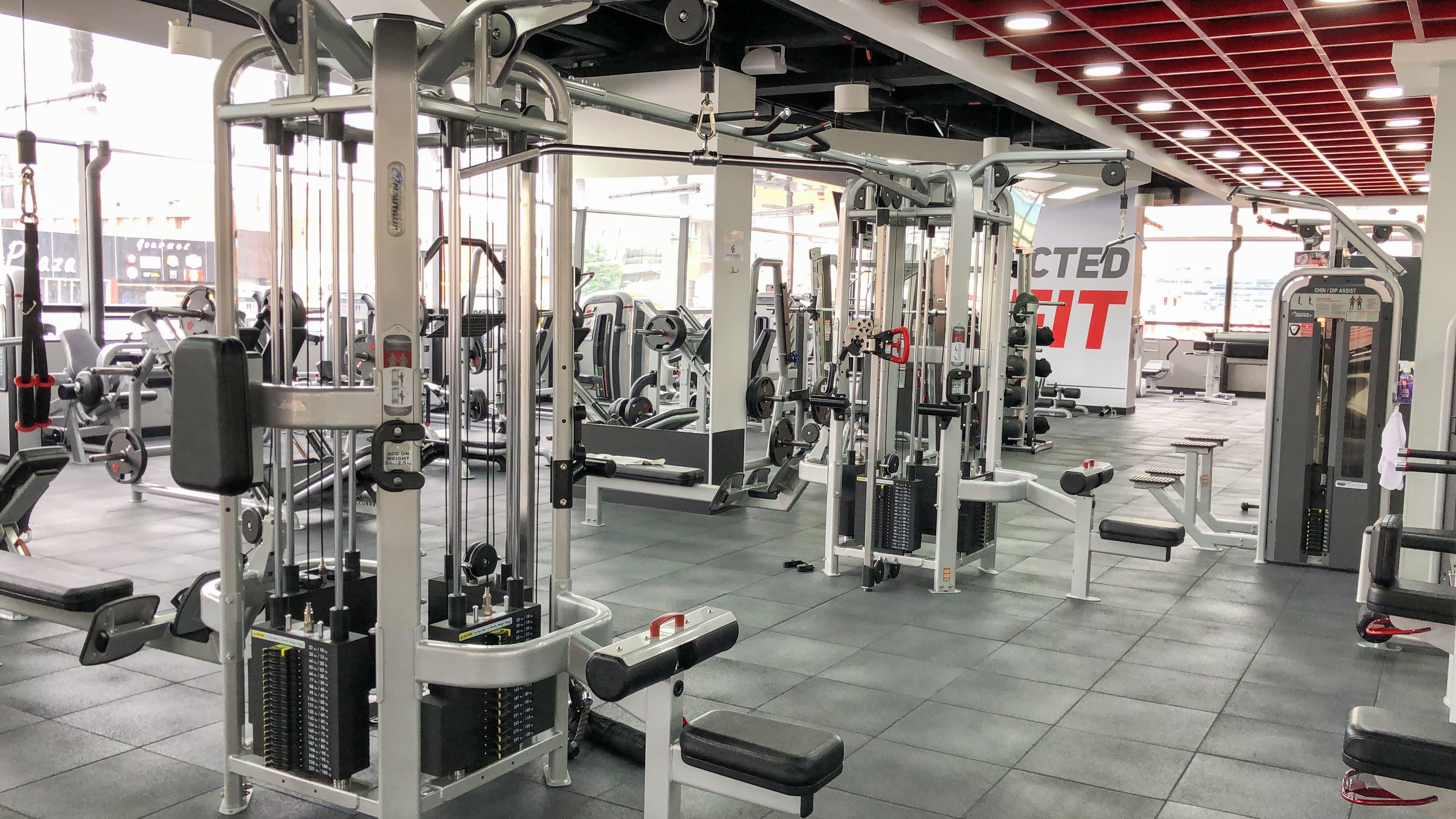 Gym Cleaning by Gleem