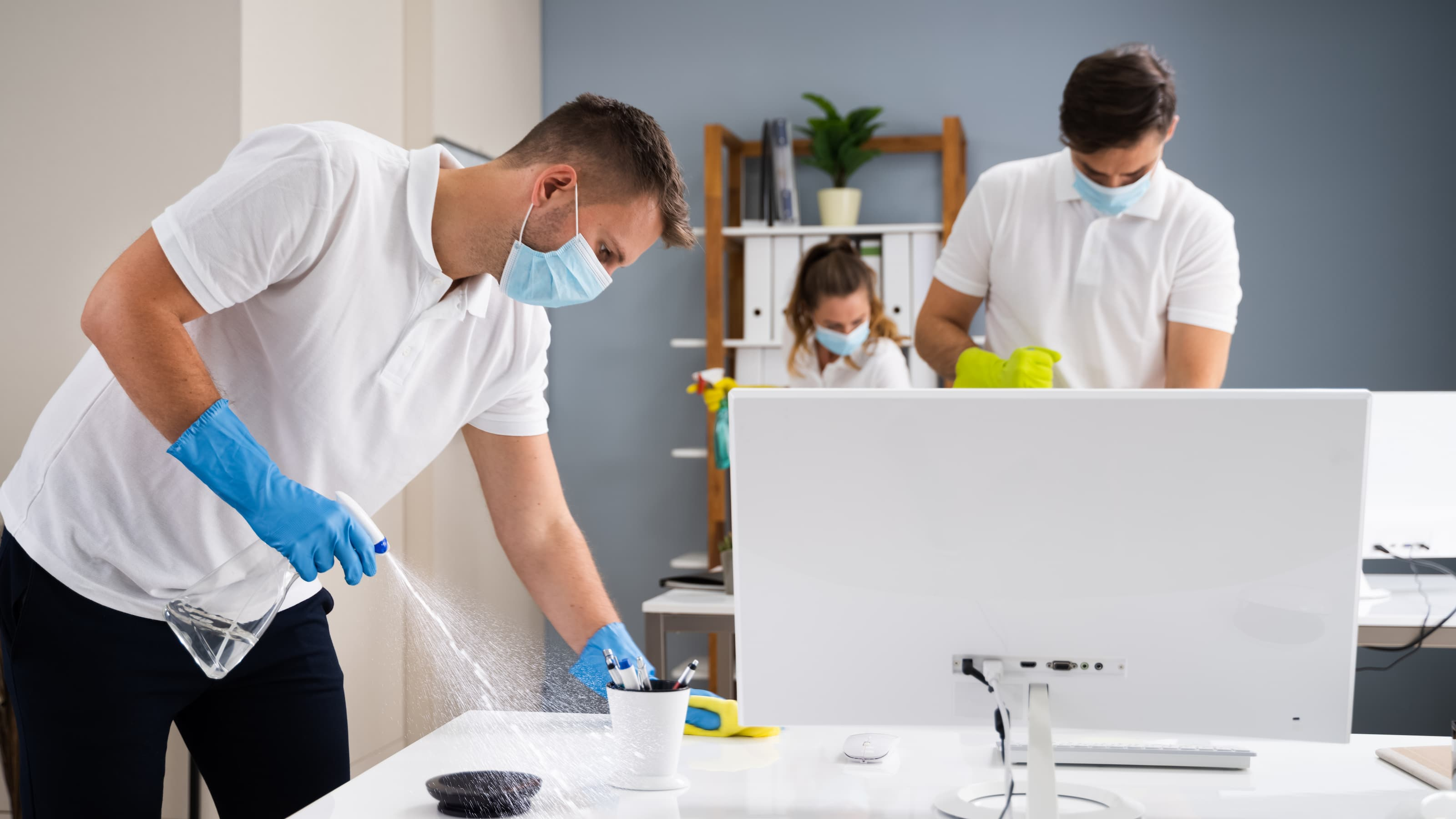 Gleem knows how to take care of office cleaning in a professional way. They are the best company for all your needs!