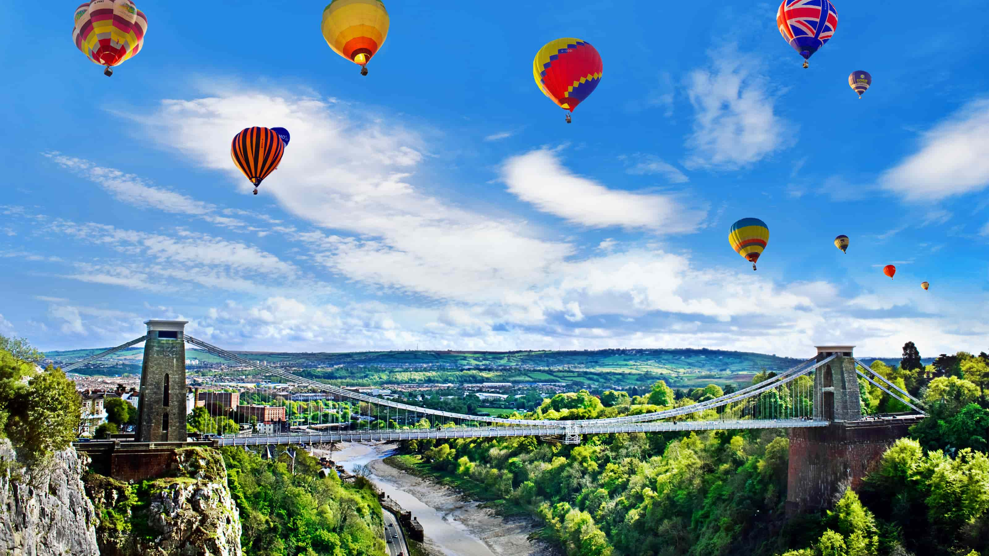 Bristol, a town in England. With so many things to do and see it's easy for an itinerary of Bristol to be made simple!