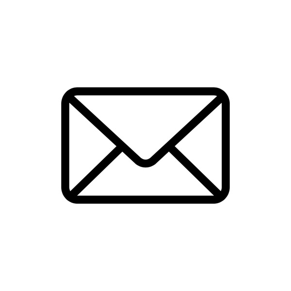 A letter to represent an email