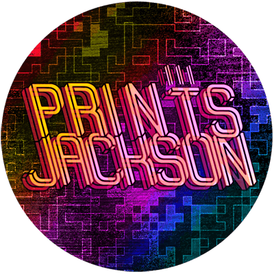Mother of Grom - Prints Jackson