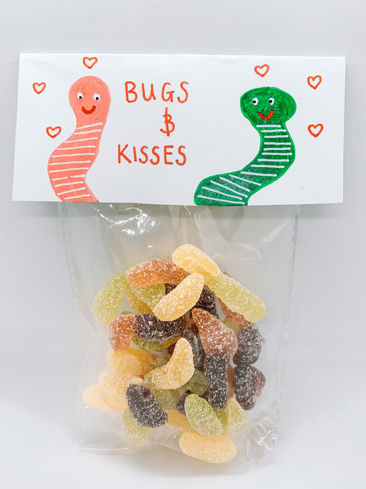 Mother of Grom Valentines . Yummy Treat Gifts !