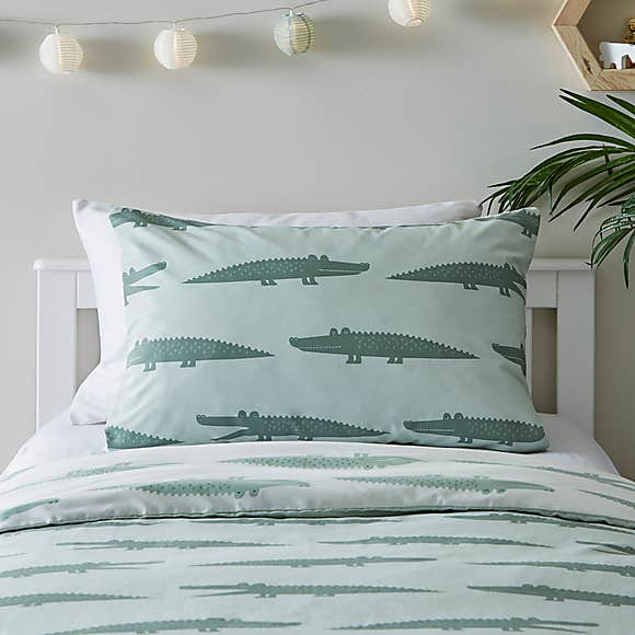 Mother of Grom - Crocodile and Alligator Bedding