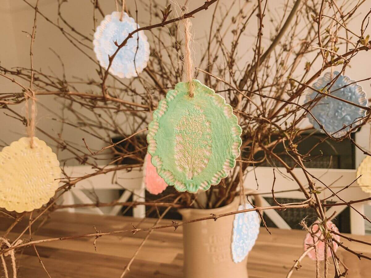 Mother of Grom - Easter Tree Egg Ornaments 9