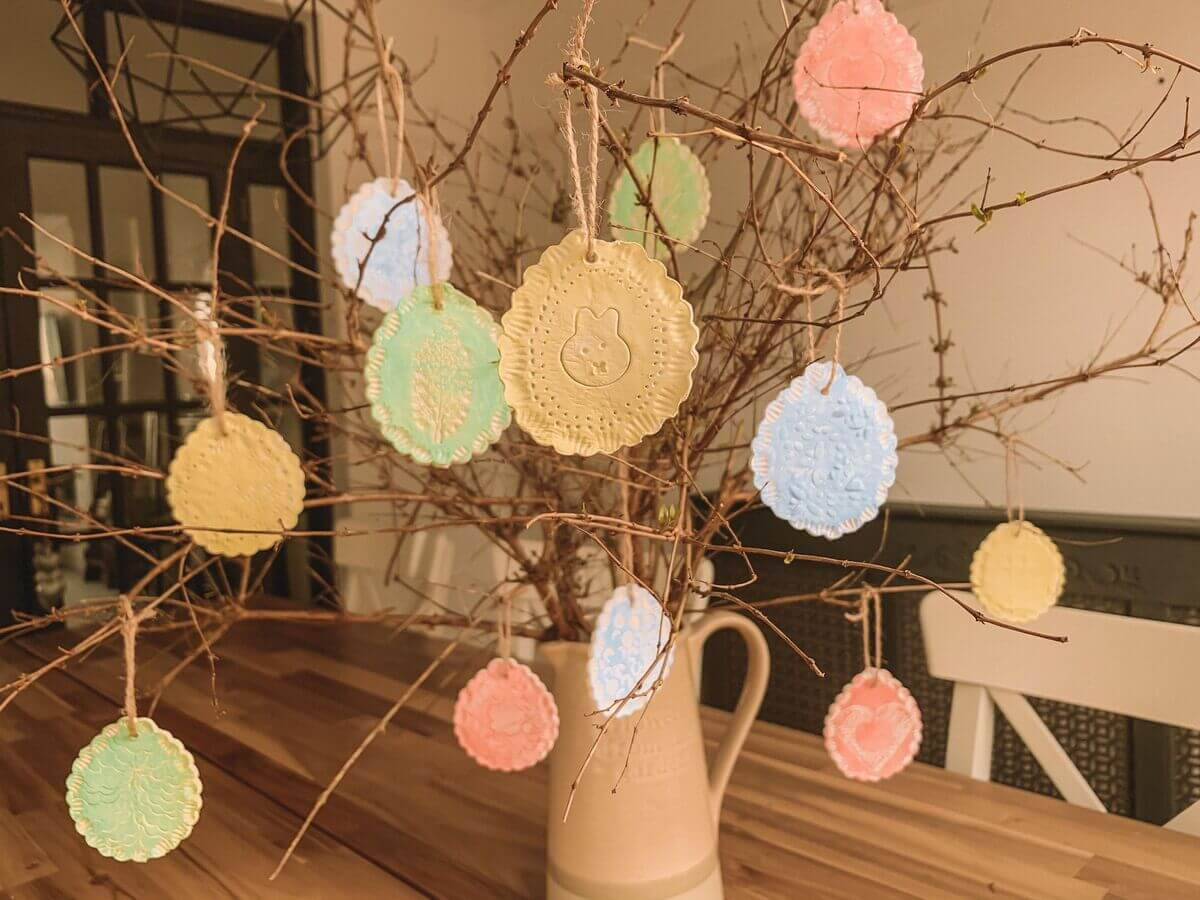 Mother of Grom - Easter Tree Egg Ornaments 10