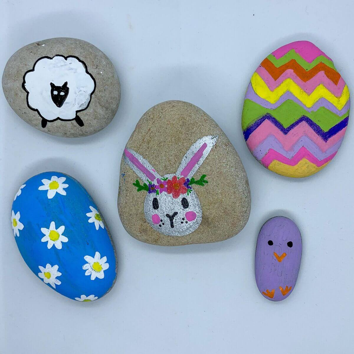 Mother of Grom - Easter Rock Paintings 10