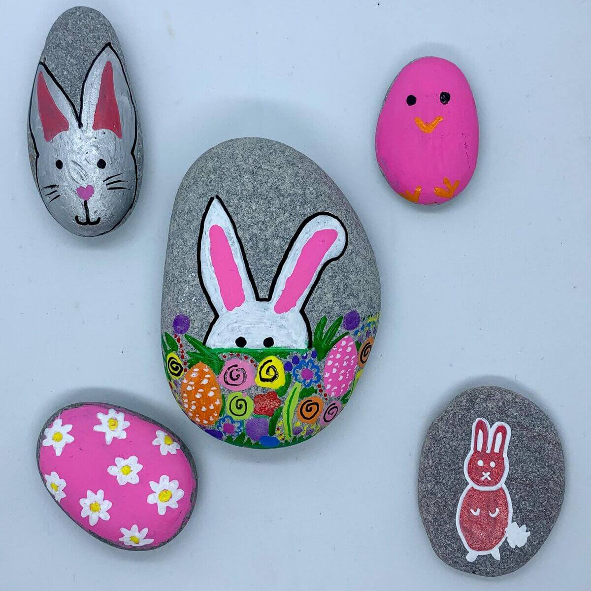 Mother of Grom - Easter Rock Paintings 2