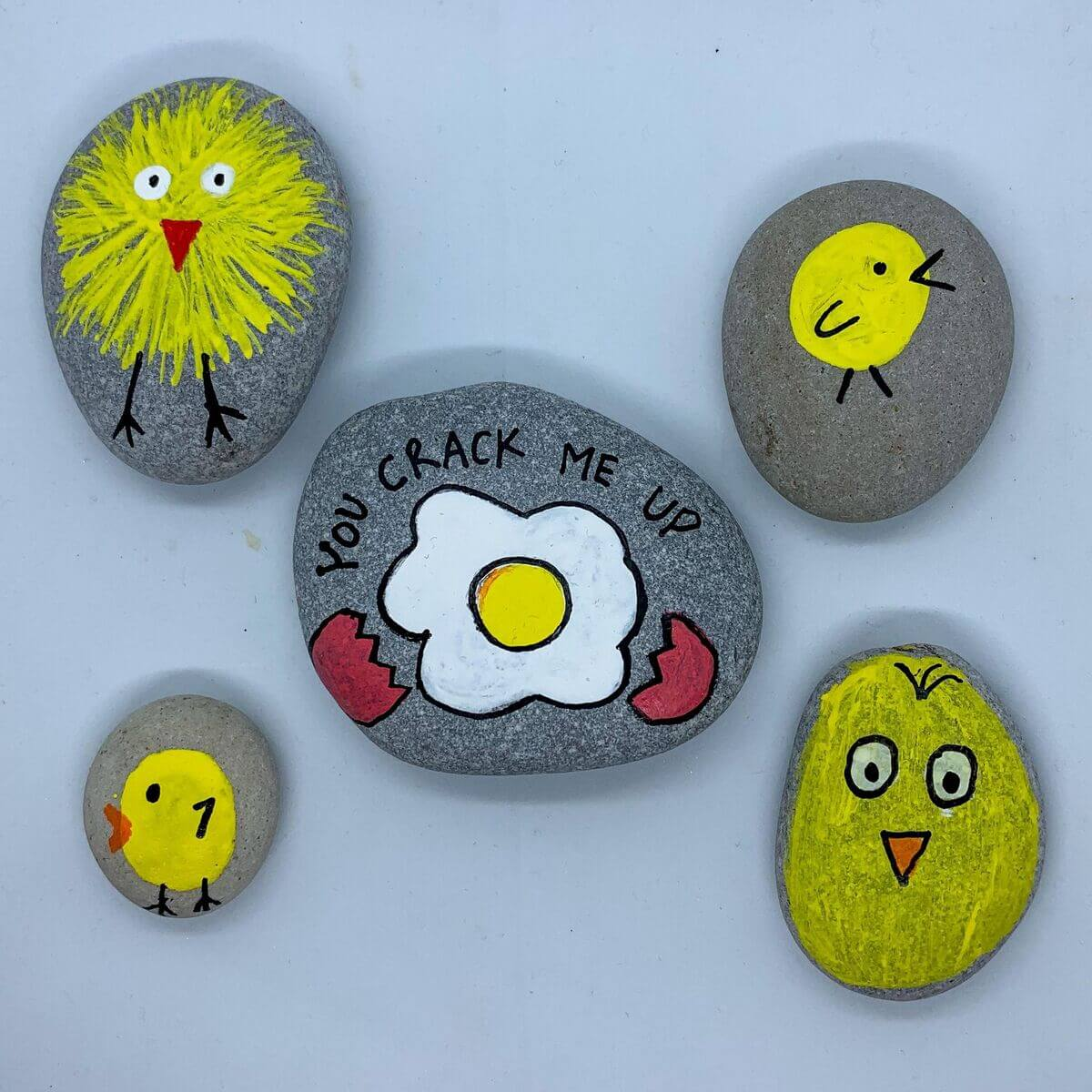 Mother of Grom - Easter Rock Paintings 5