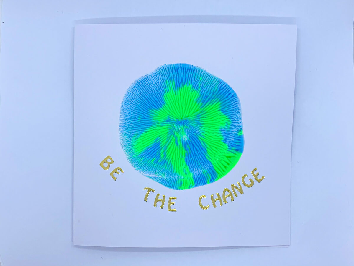 Mother of Grom - Earth Day Print Cards 2