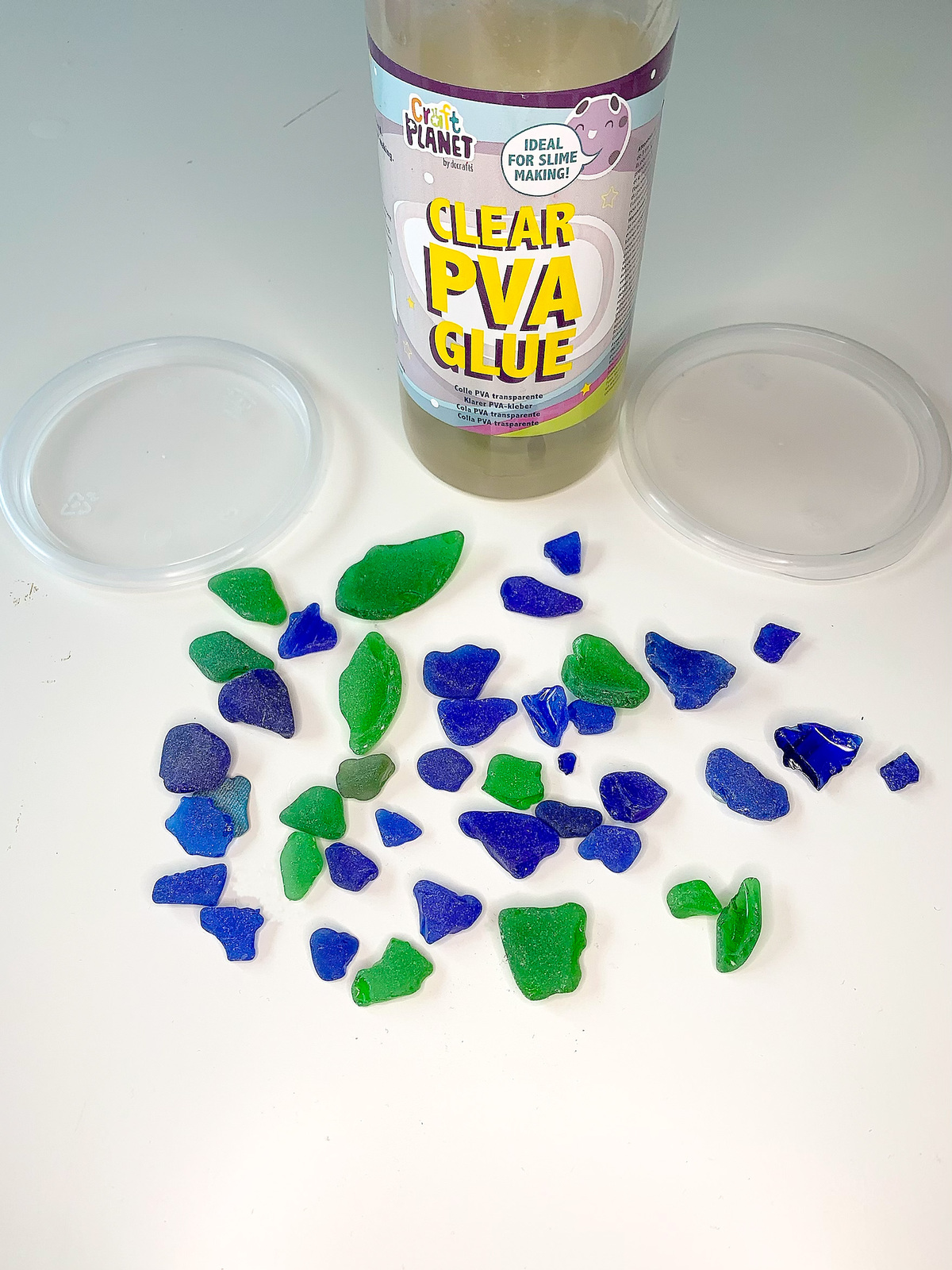 Mother of Grom - Sea Glass Sun Catchers 1