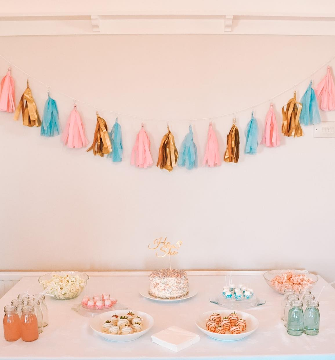 Mother of Grom - How to make a Tassel Garland