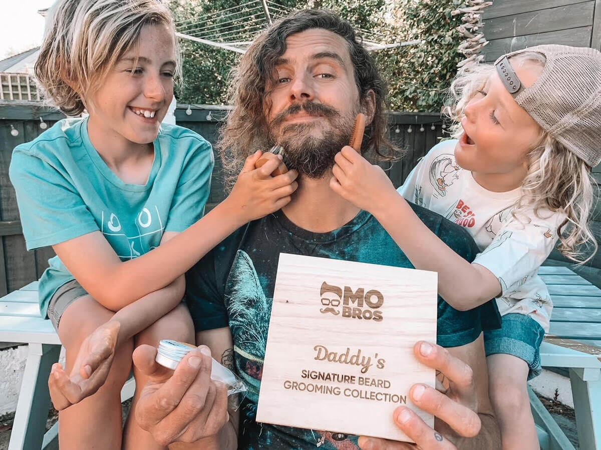 Mother of Grom - Mo Bro's Signature Beard Care Kit