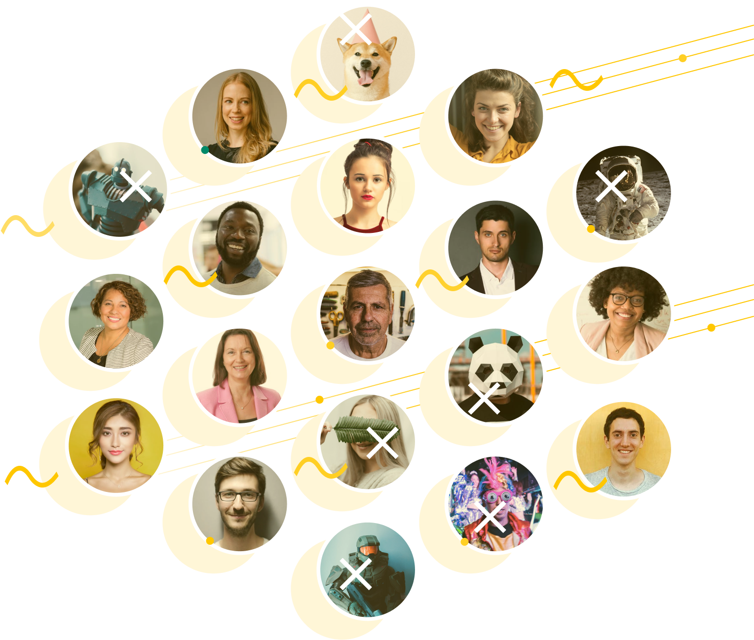 Header image showing a group of user avatars.