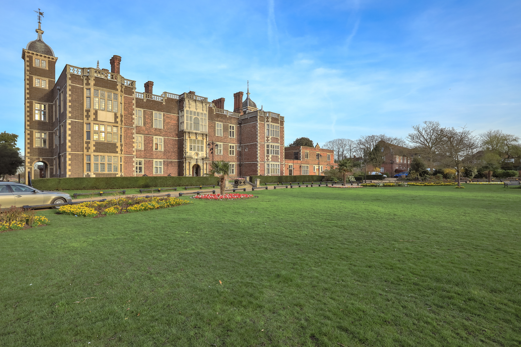 A photograph of Charlton House