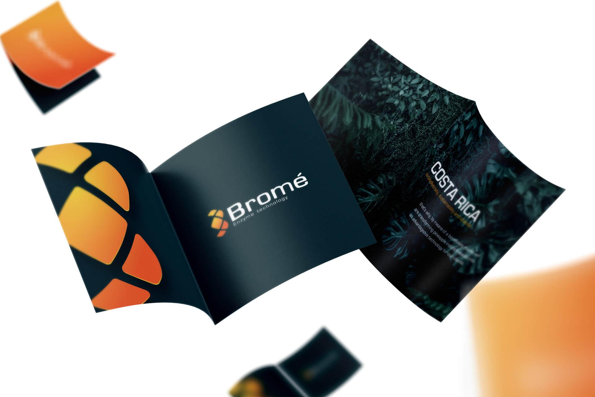 Branding para Bromé Impulso Studio Costa Rica