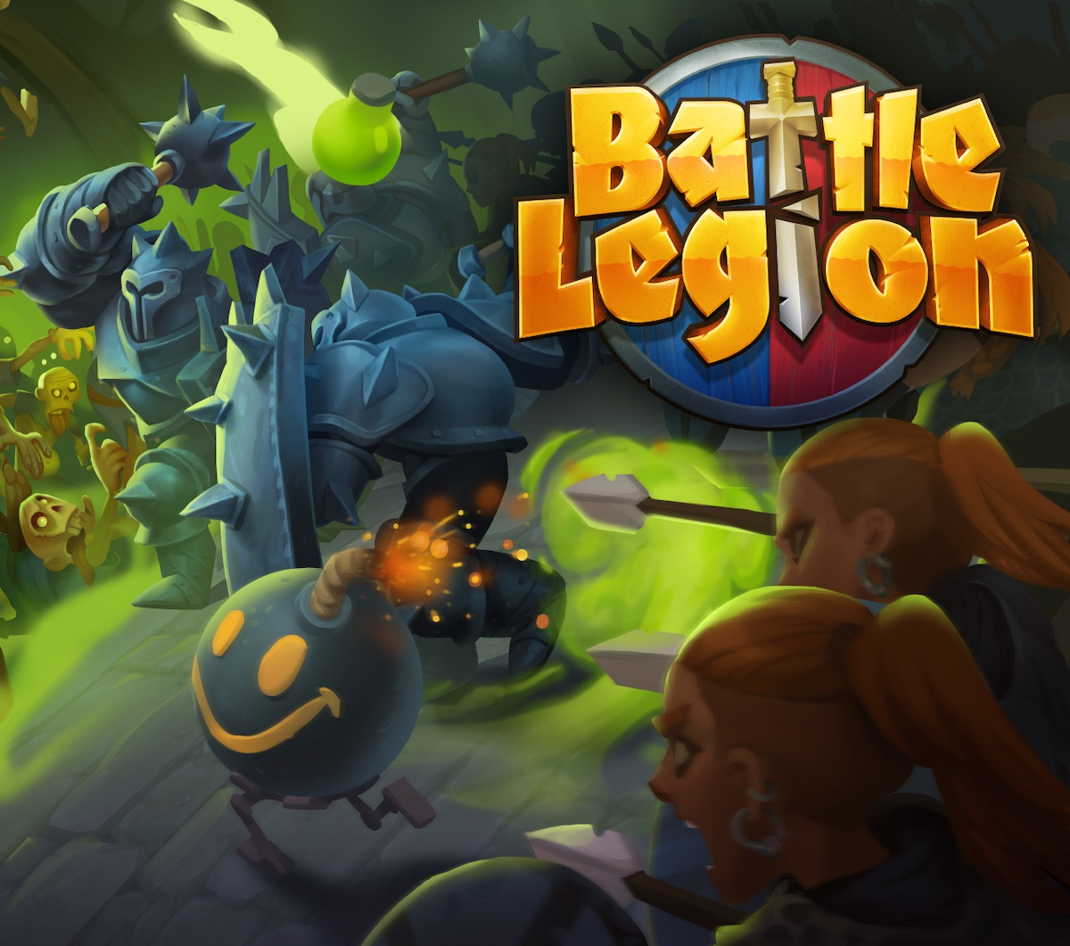 Image from 'Battle Legion', play's portfolio company