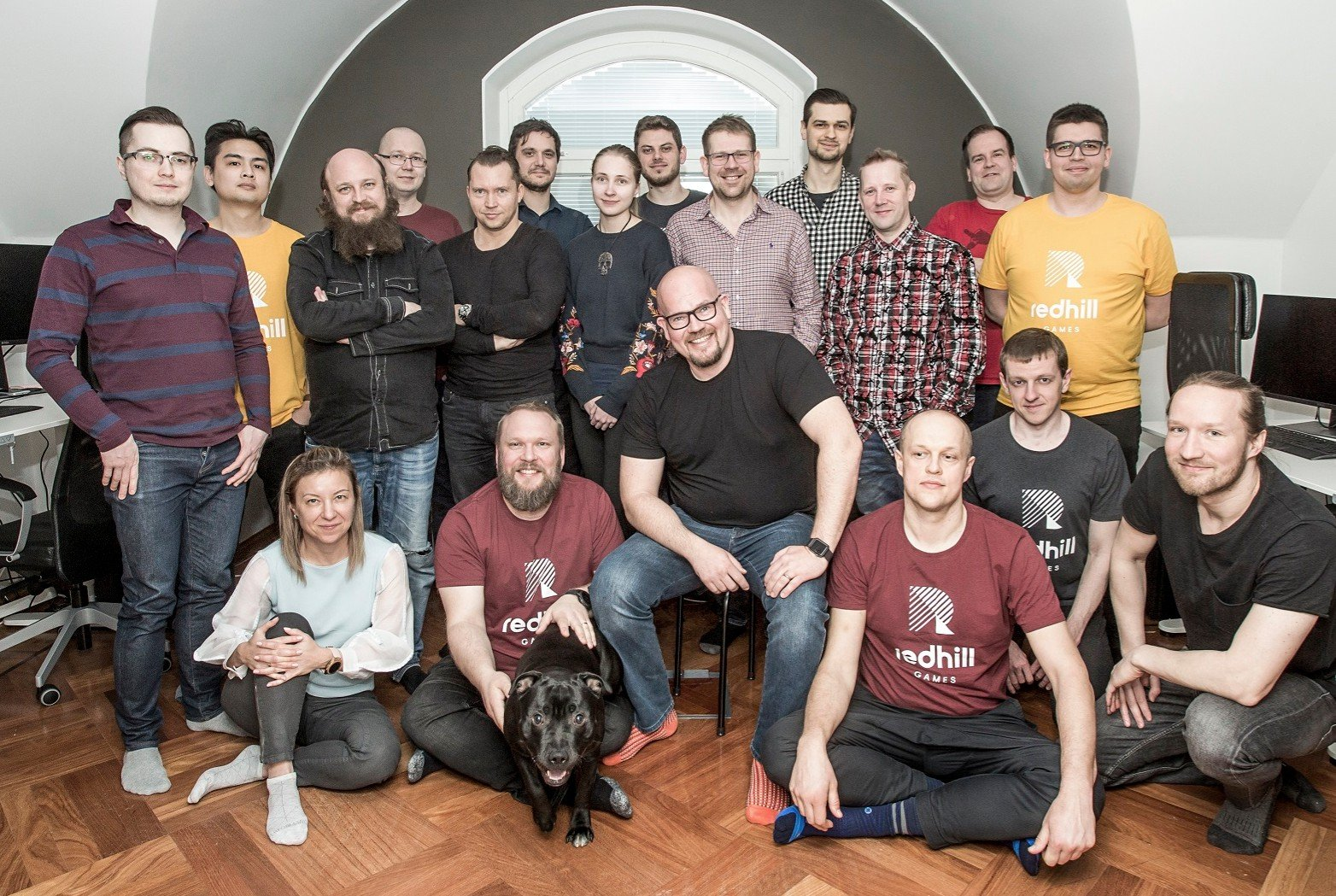 REDHILL GAMES RAISES $11.4M TOWARD FIRST PROJECT
