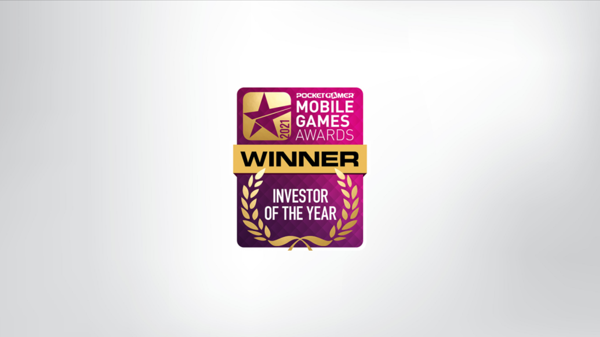 Play Ventures is Mobile Games Awards Investor of The Year