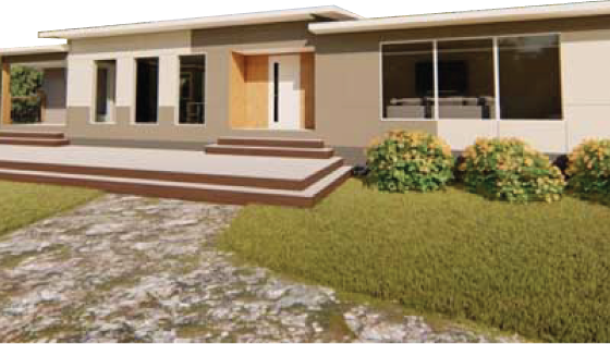 a rendering of one of the ready-to-move models