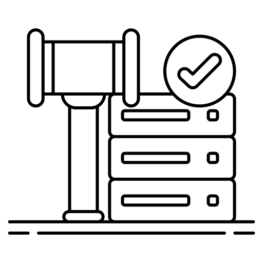 Icone représentant un serveur conforme