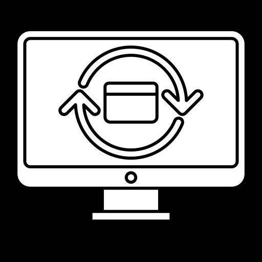 Icone représentant la clause de réversibilité que compte PF Registres
