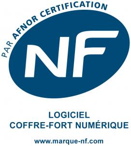 Logo de la norme NF