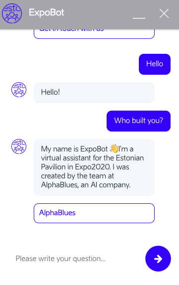 Virtual Customer Assistant capable of understanding Natural Language built by alphachat.ai