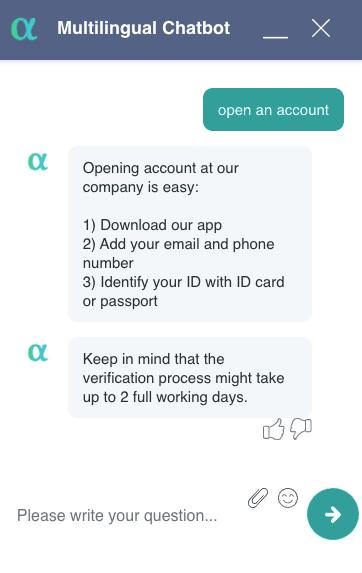 context aware conversational chatbot