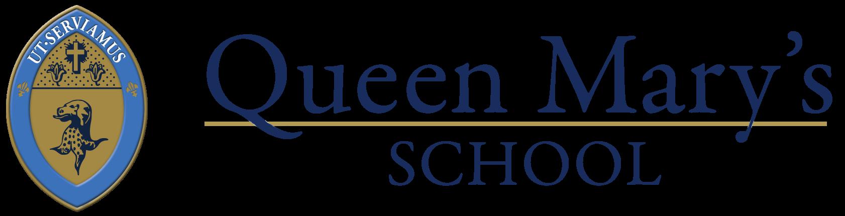 Queen Mary's School Logo
