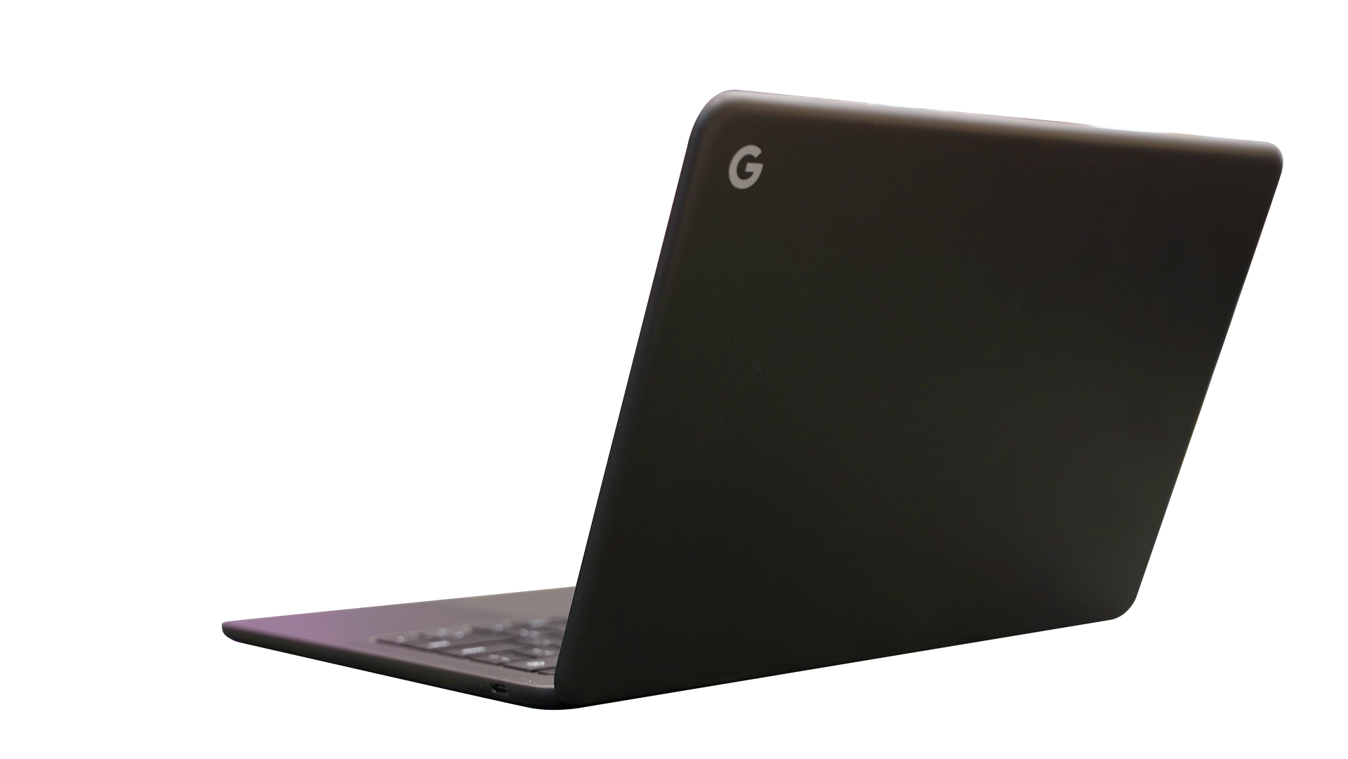 Google ChromeBook laptop - Black