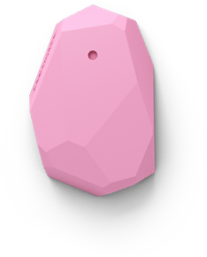 pink iBeacon