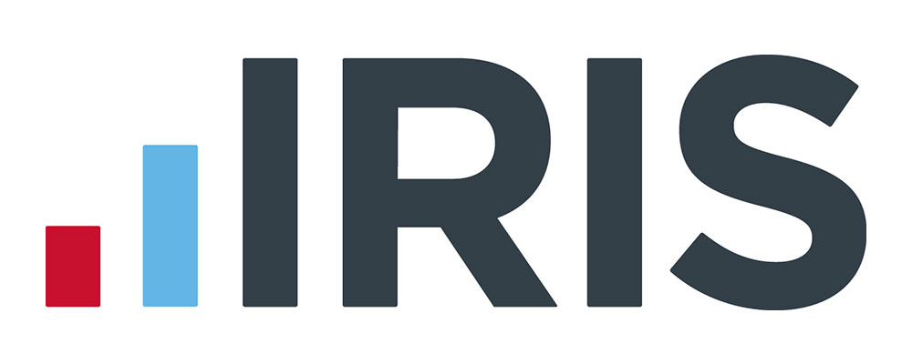 Iris software logo