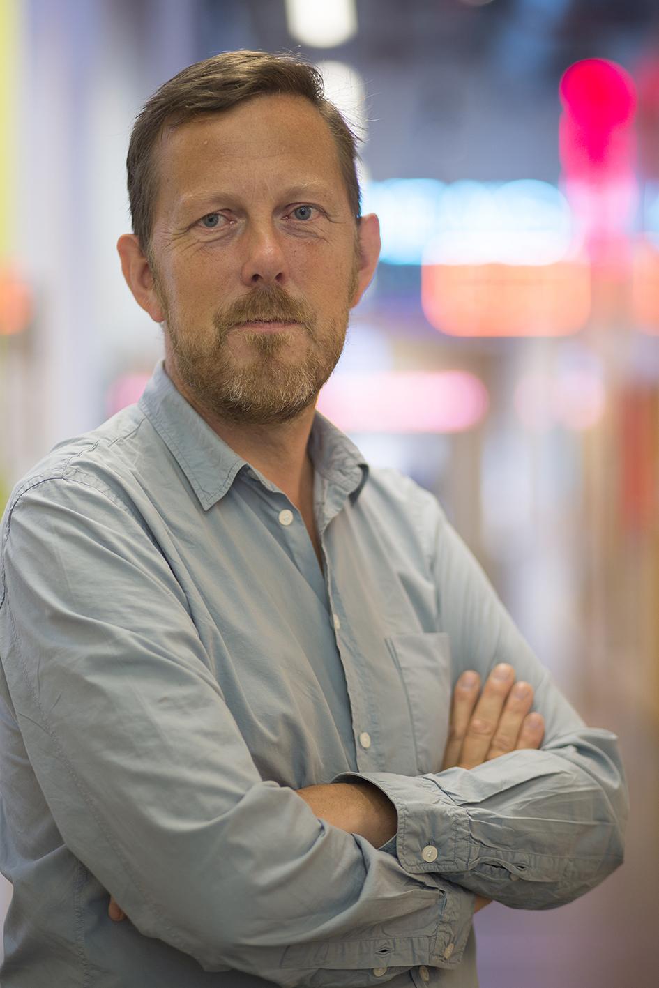 Interview: Dick van Gameren