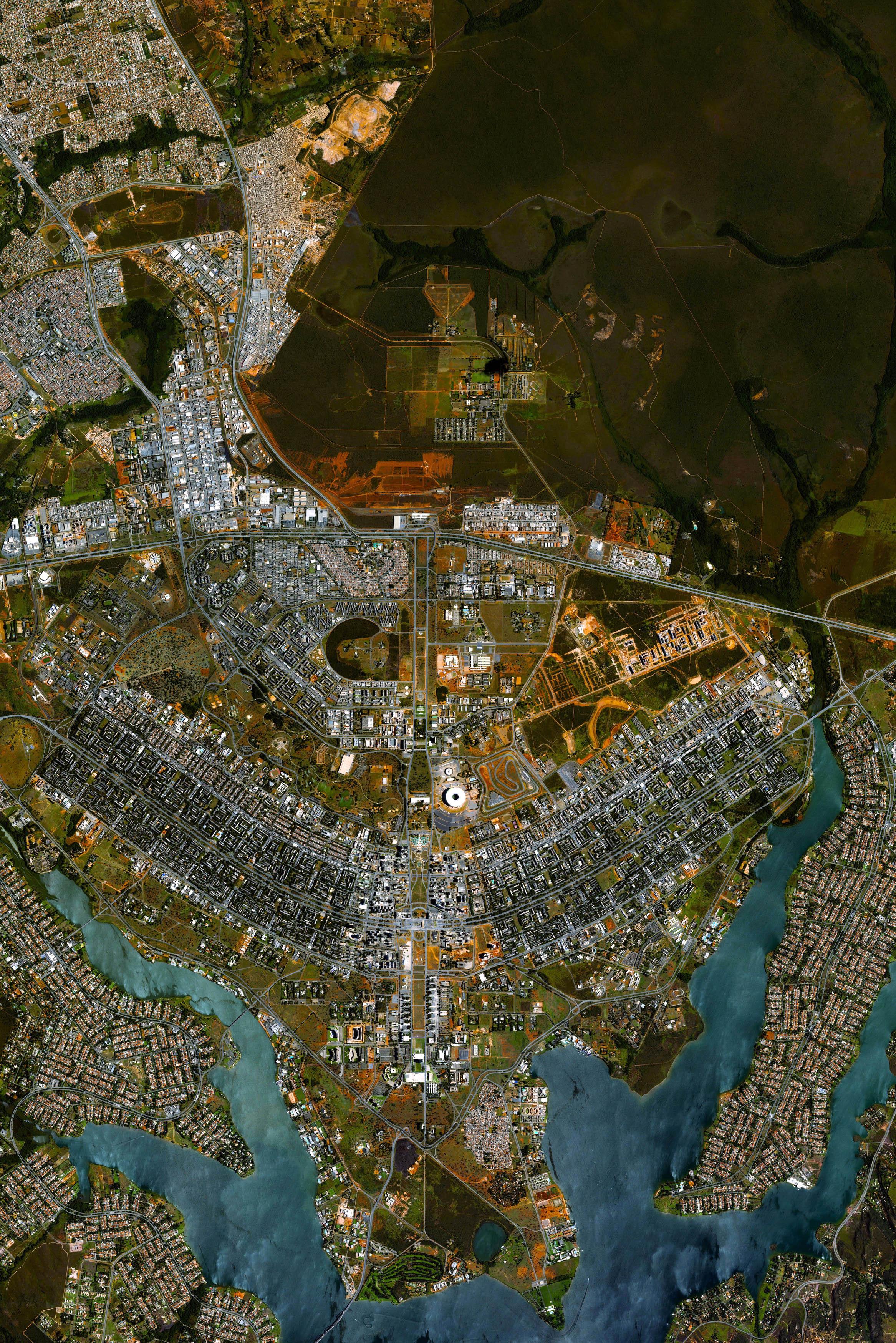 Brasilia: Reverie Embodied as City