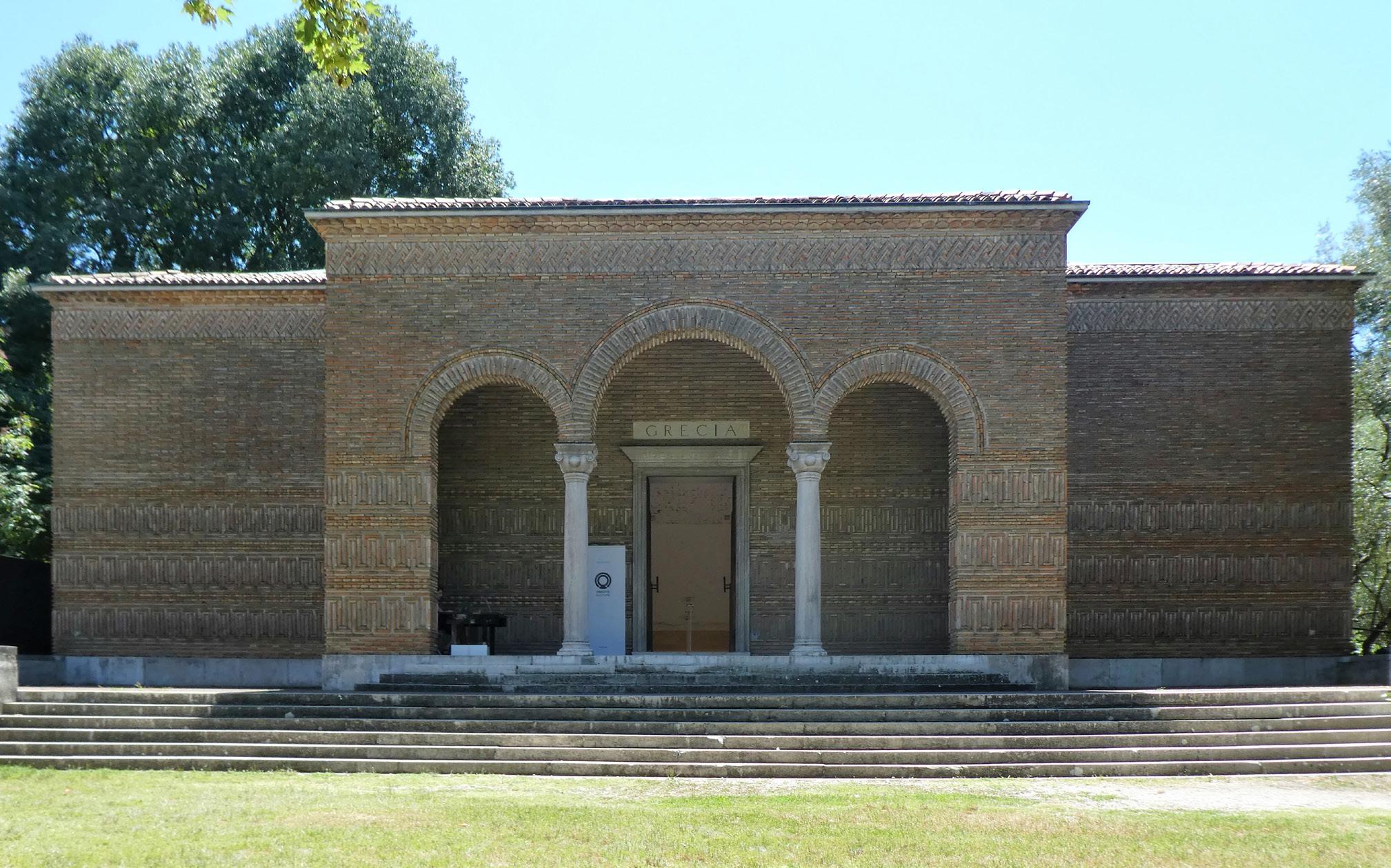 Venice Biennale: Greek Pavilion