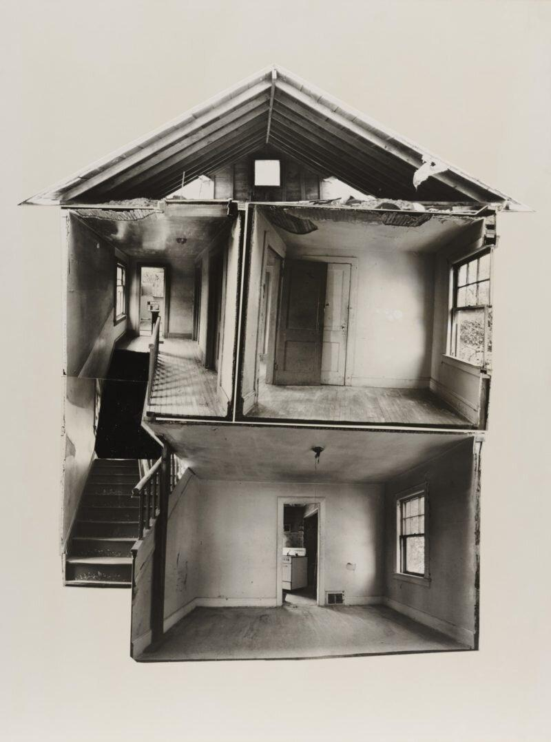 Gordon Matta-Clark: Poetic Anarchy