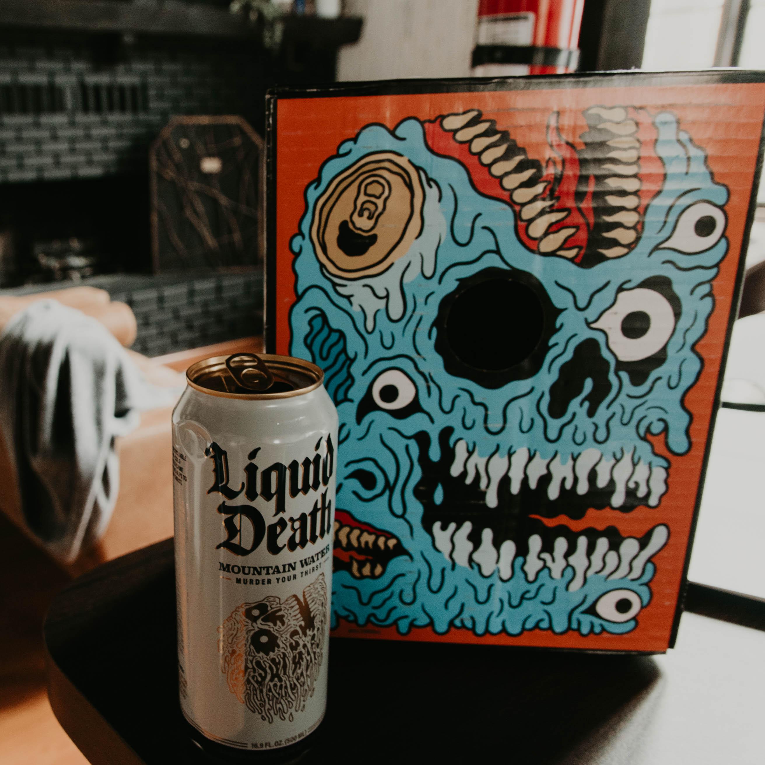 Liquid Death Products