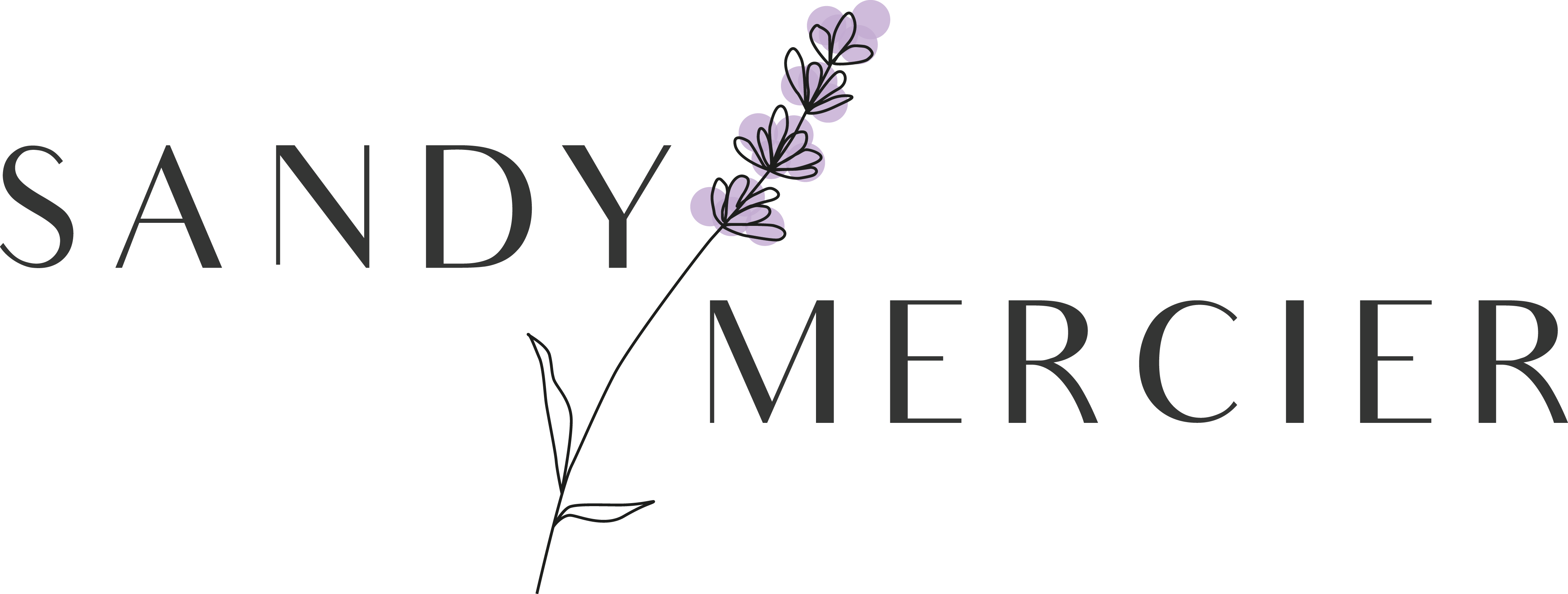 Sandy Mercier Logo