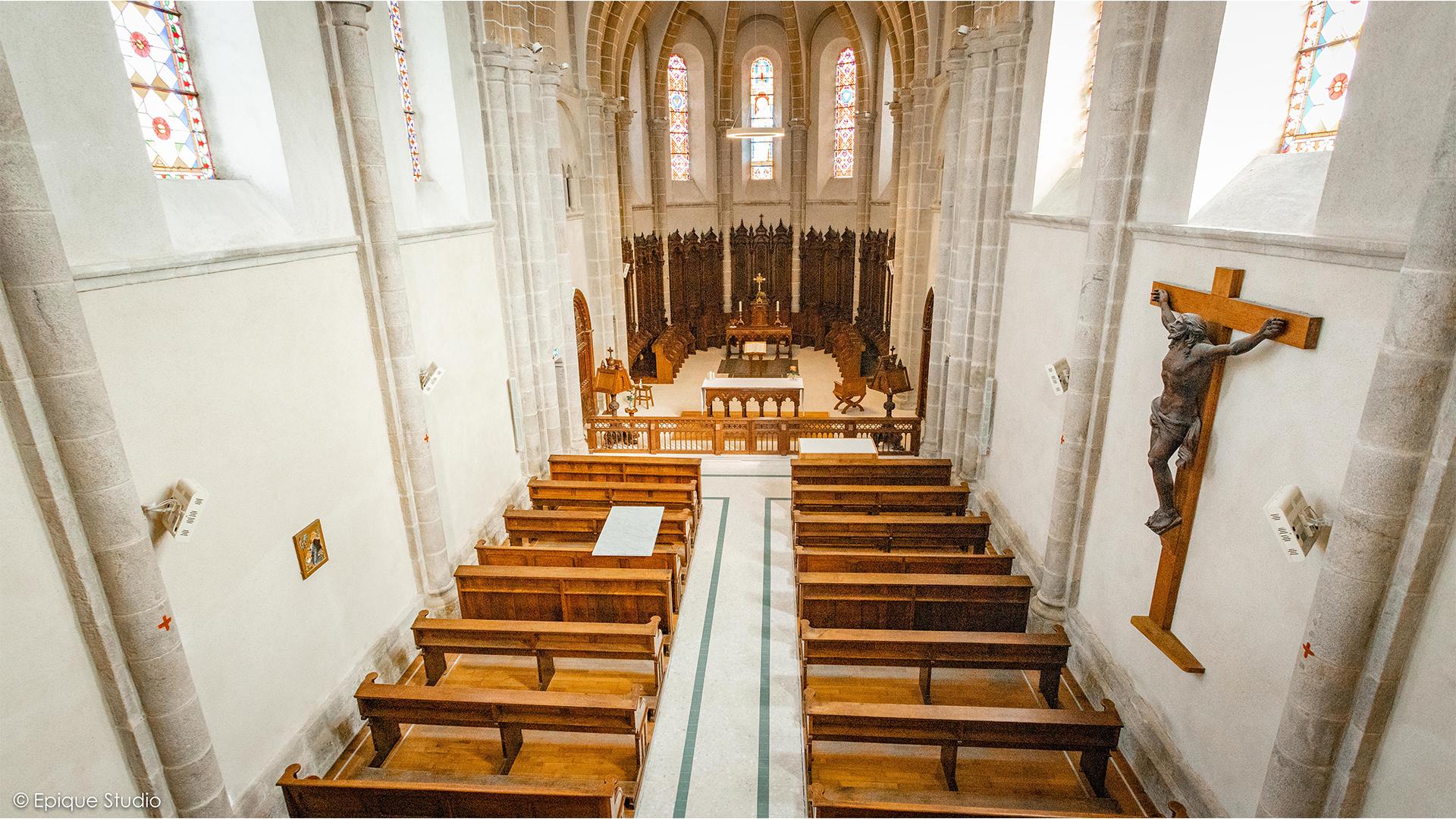 Univers Religieux Epique Studio Le Puy Du Fou