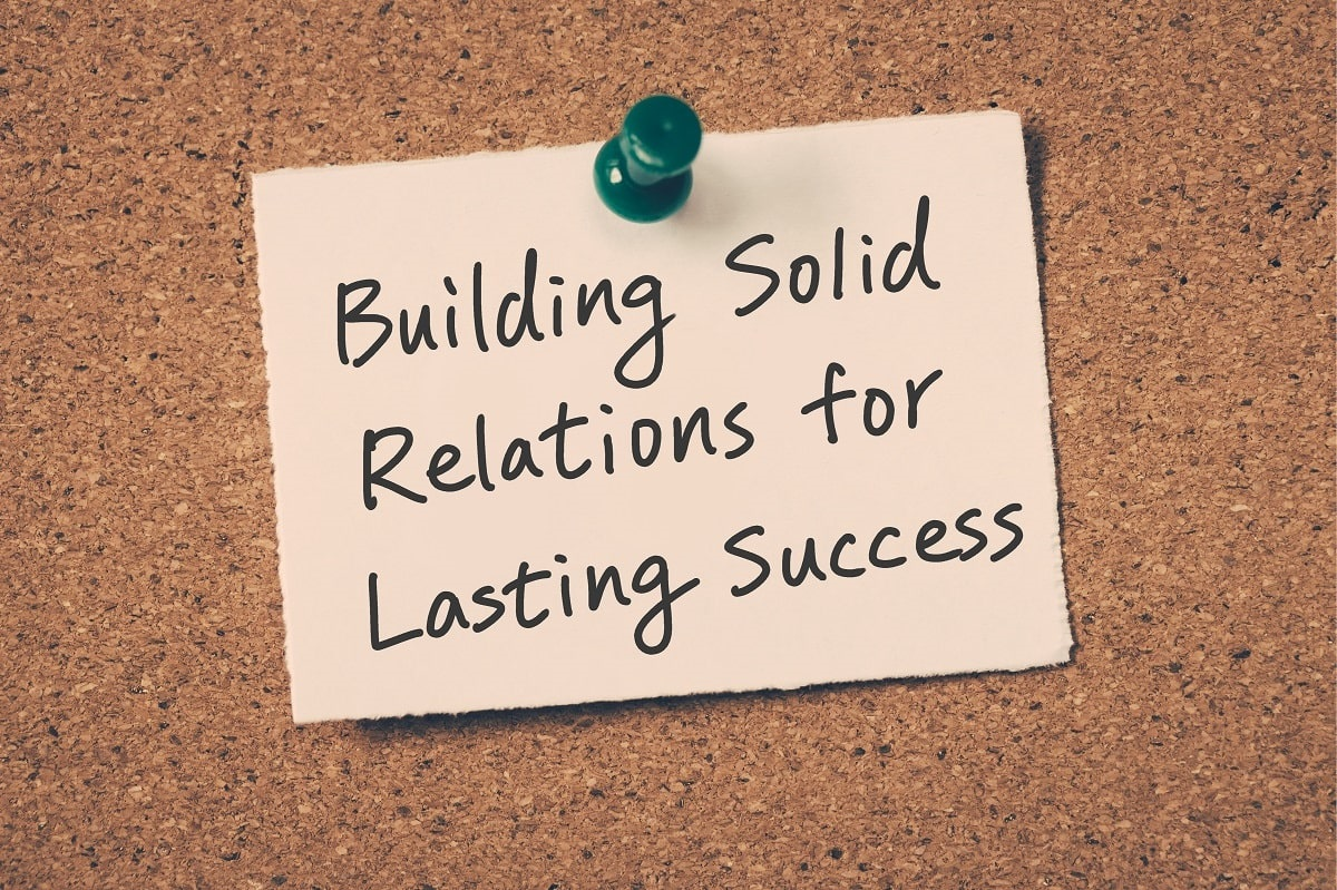 How to Build and Maintain Relationships in a Professional Capacity