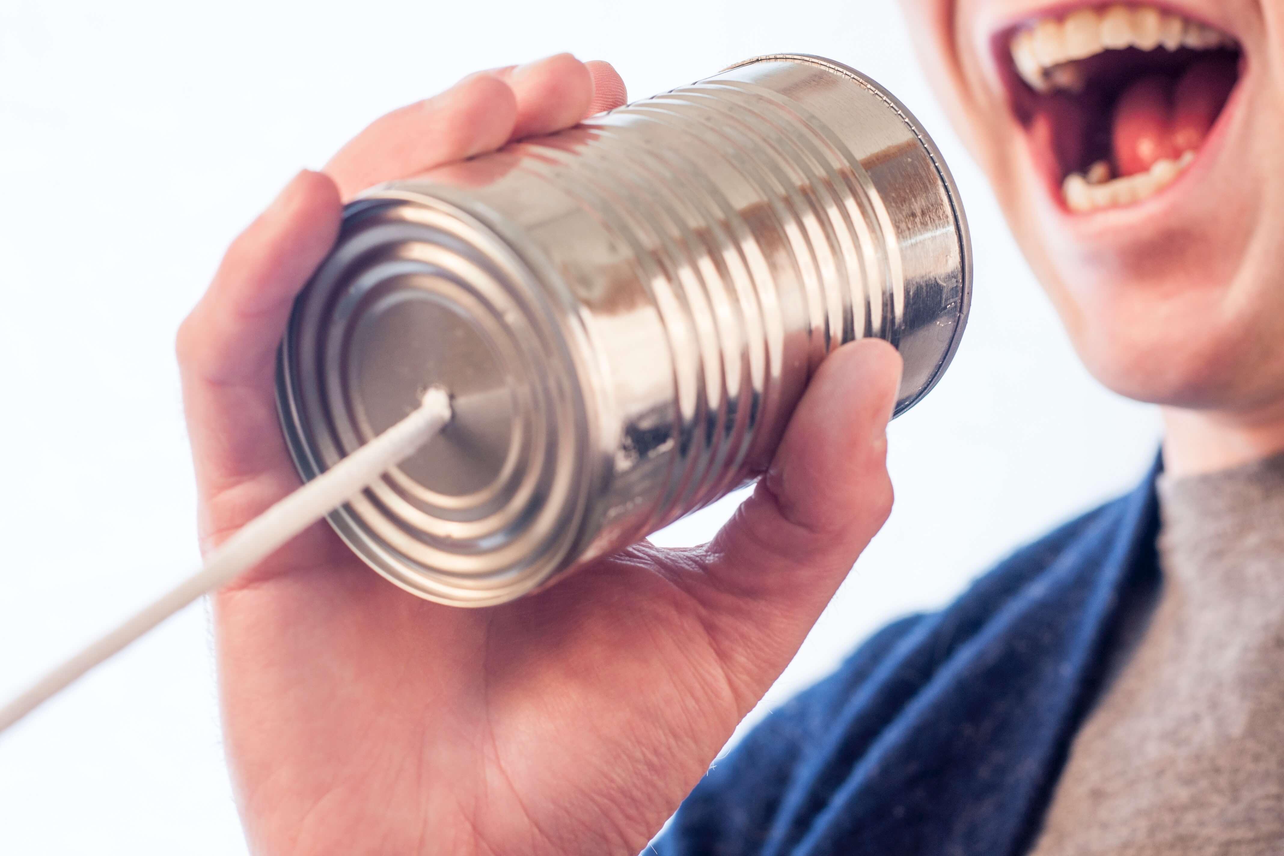 marketing words customers blog header image