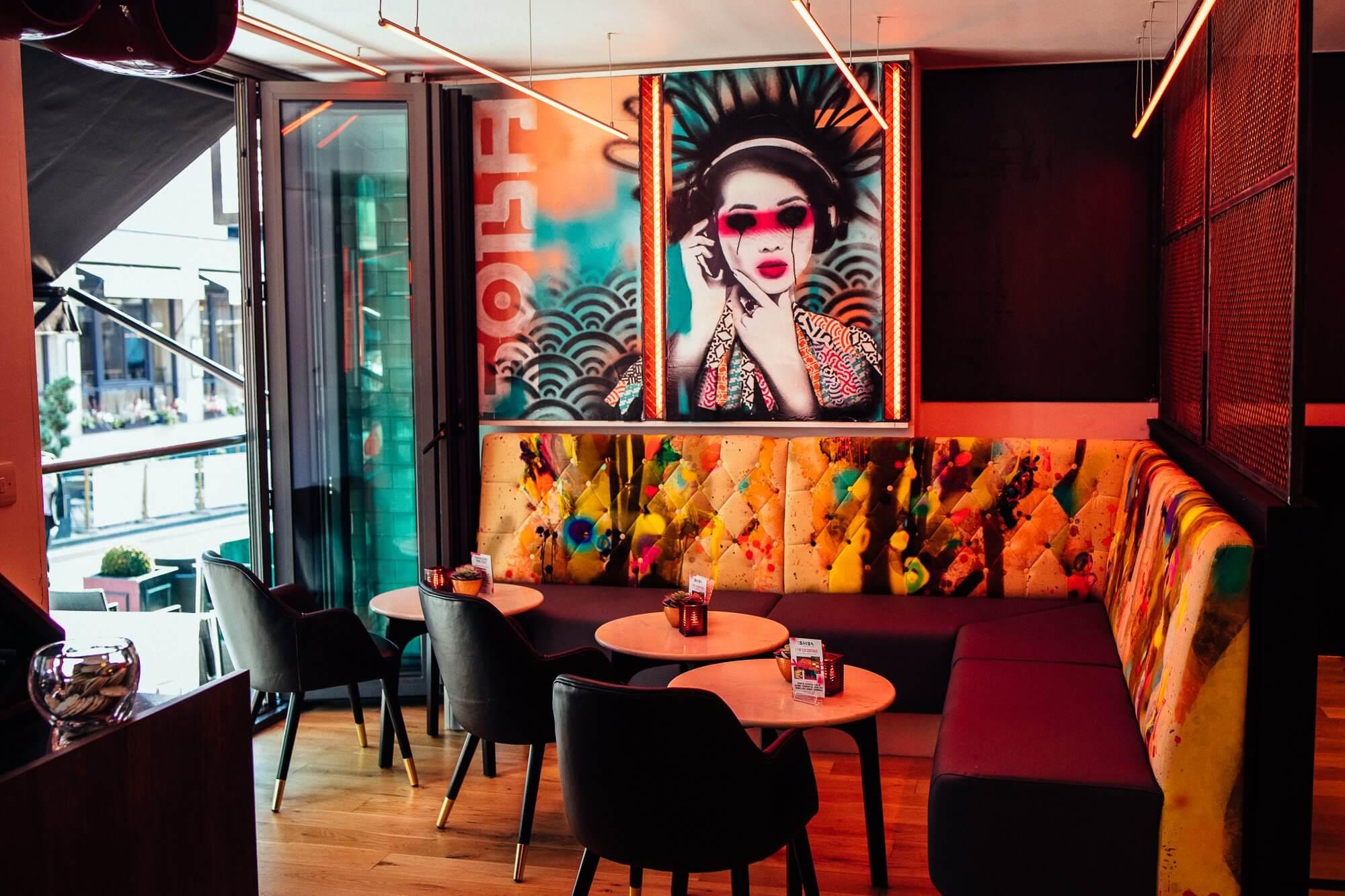 Bar Soba|Bar Soba Cocktails|Bar Soba Glasgow Burger|