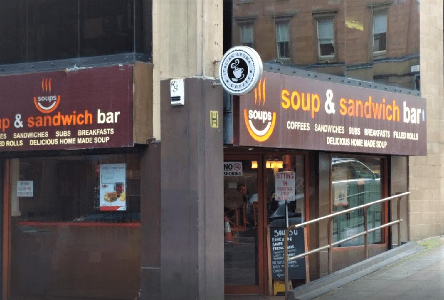Soups U Glasgow Blog Header Image 