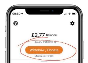 swipii cashback marketing app