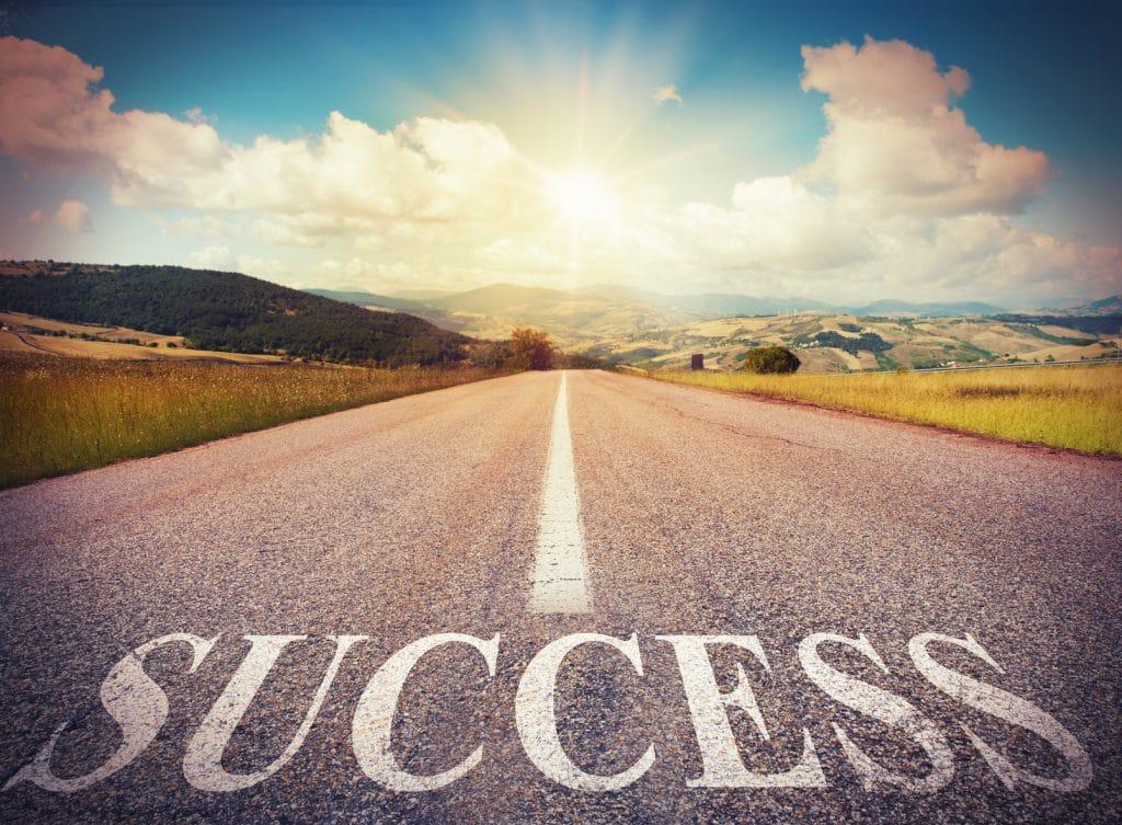 Branding mission success