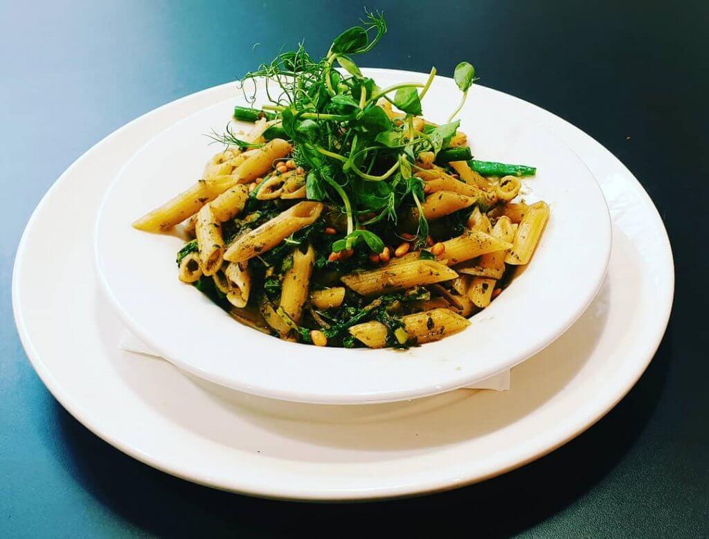 Soul Food Kitchen Glasgow Pasta