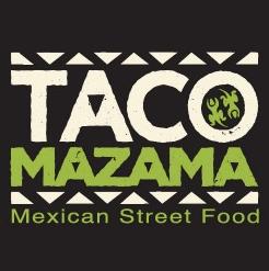 Taco Mazama Glasgow Logo