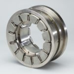 Kingsbury Combined Journal and Thrust Pad Bearing Assembly