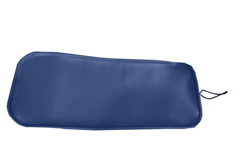 Drawstring armrest cover
