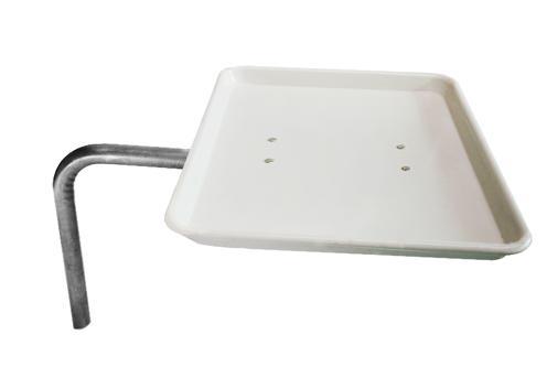 Utility tray to help keep supplies organized